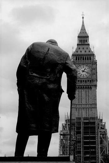 Big Ben, London LONDON❤ Statue Westminster Architecture Clock Tower History Winston Churchill