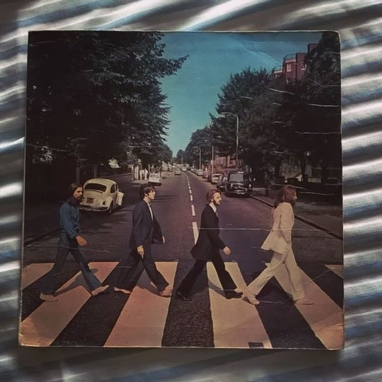 """And in the end, the love you takes is equal to the love you make"" Beatles Thebeatles Johnlennon Lennon McCartney Paulmccartney GeorgeHarrison  RingoStarr End Abbeyroad LP Music"