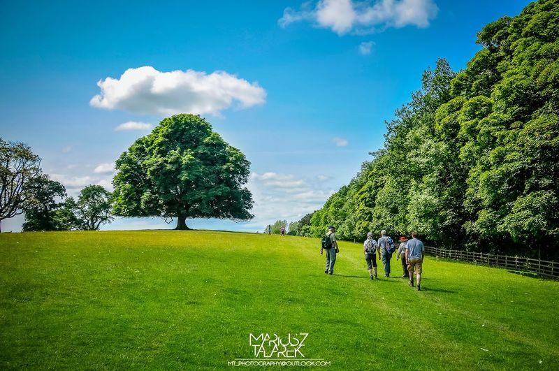 Fell walkers. Skipton On A Hike Addicted2walking Landscape