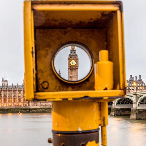 Big Ben in the
