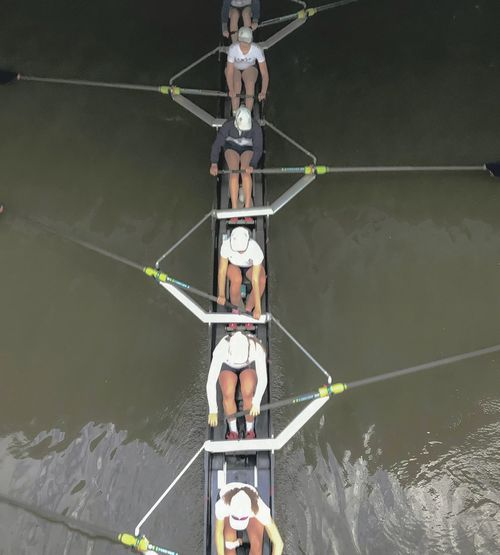 Rowers, Tuesday