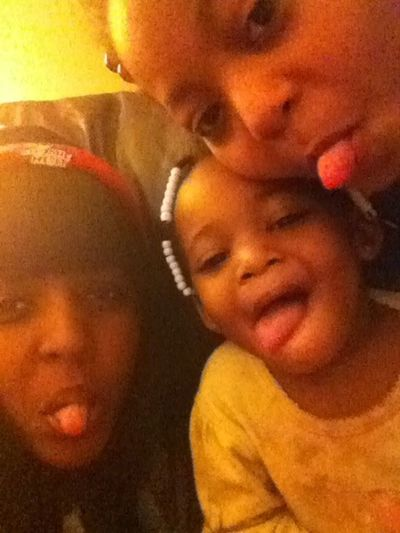 Us Being Goofy