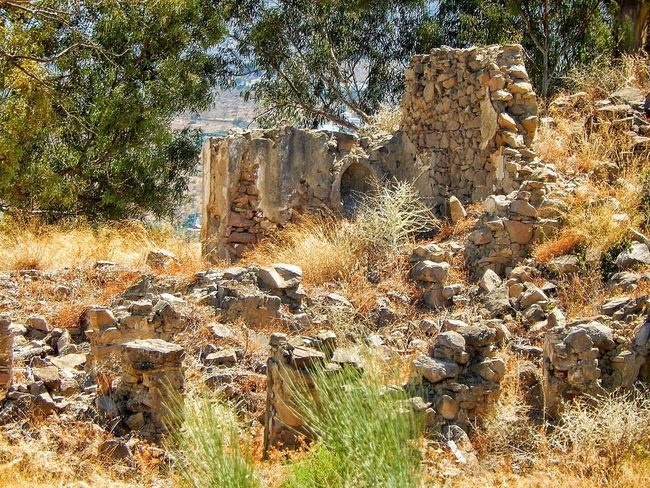 Karen Grace Andalucía Campo Ruined Building Ruins Spain♥