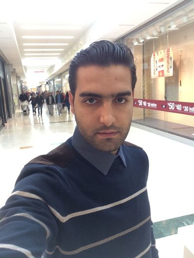 Hello World Shopping Mersin Turkey That's Me