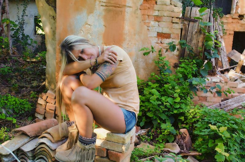 Abandonment Day Gianniparenti63 Lifestyles Nature One Person Photography Real People