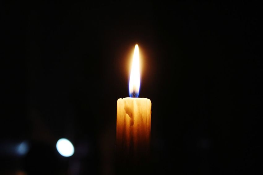 🕯️ Black Background Illuminated Inferno Flame Heat - Temperature Burning Candle Single Object Glowing Close-up Candlelight Darkroom Entertainment A New Perspective On Life Capture Tomorrow