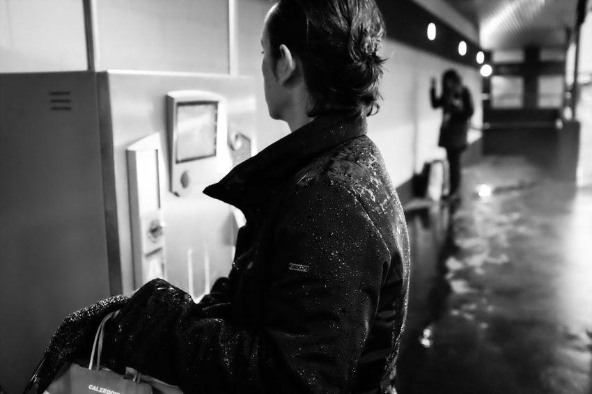 Rainy Days Blackandwhite Streetphotography Finding The Next Vivian Maier