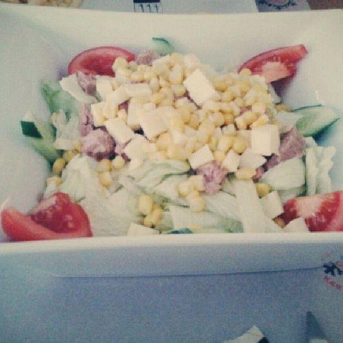 Lunc Tunny Salad Good