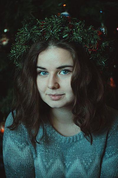 Enjoying Life / Merry Christmas! / Cheese! / Portrait / Girl / That's Me