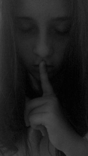 As vezes a melhor resposta é o silencio