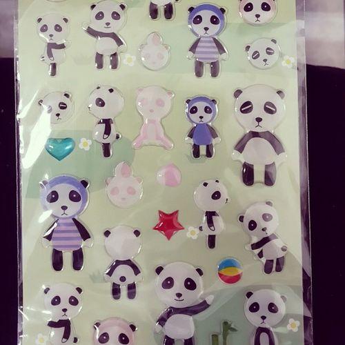 pandas are all arounddd