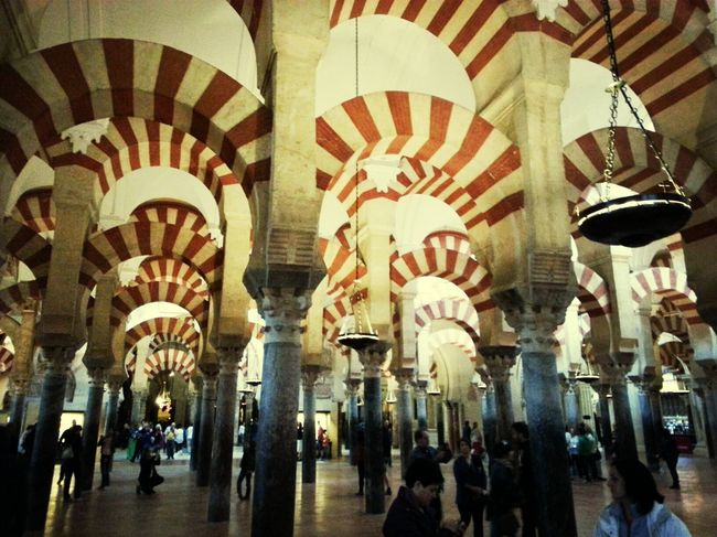inside the Mosque . Boost Filter
