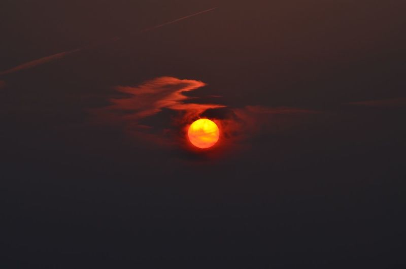 Sunset mnt