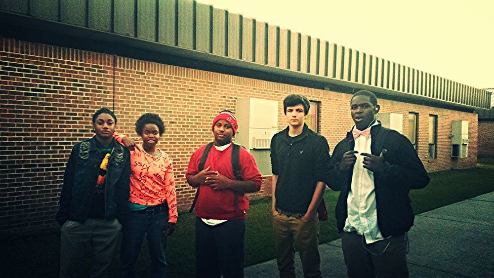 Me and my A1 DAY 1 homies we got each other's back any day... Dontfuckwithus Crew Till Death Me And My Niggas