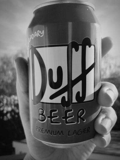 legendary beer Simpsons Black And White The Simpsons Black & White Legendary Beer Legendary Duff Beer Duffy Beer Legendary Premium Lager Premium Brands Lager Premium Beer Alcohol Drink Drinking Beer Homer Rules Homer Simpson From Tv You Know It Saw On Tv Like It Love It Just Chilling