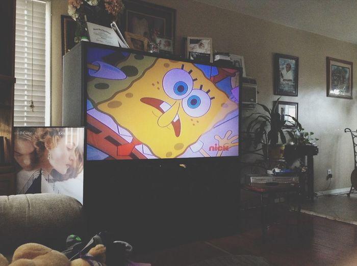 Sponge bob (;