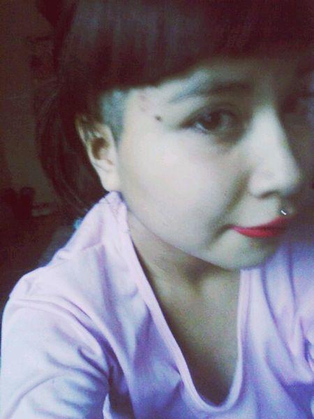 Nothing. Foto Pink Pequeñita