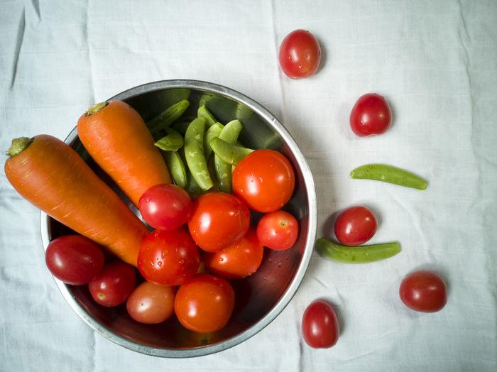 Carrots,
