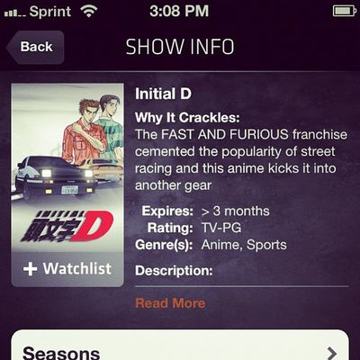 Yup this is what I been doing all day (; Jdm Cars Movies Lazyday InitialD Crackle Racing