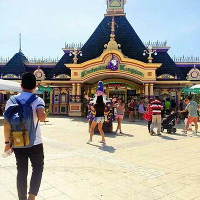 welcome to my Enchanted Kingdom!😍 kidding!😂😄 Traveler