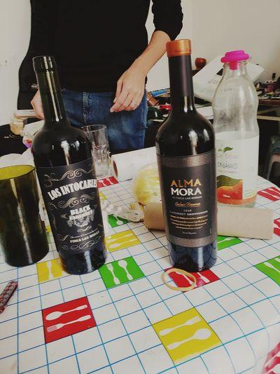 vino alma mora Bottle Drink