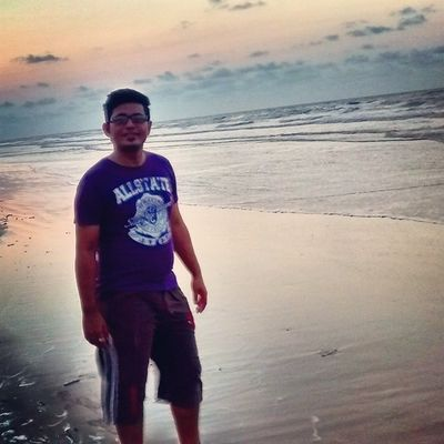 Digha Seabeach Sunrise