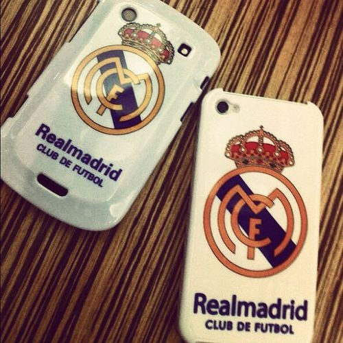 So proud to be madridy