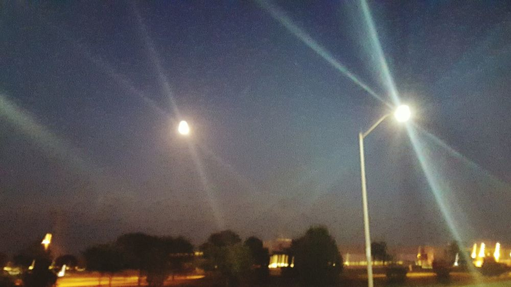 Strawberry Moon 2016 Full Moon Urban Exploration Night Photography Atifical Light Natural Light