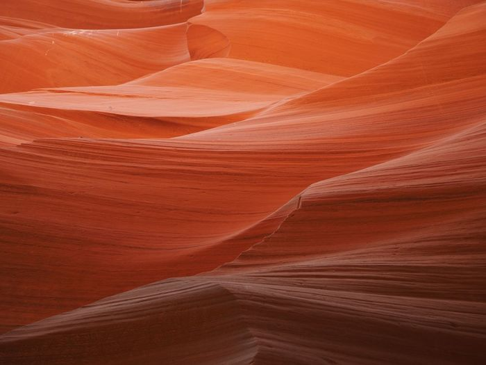 Antilope Canyon Geology Sandstone Nature Landscape Desert Canyon Arid Climate Beauty In Nature Travel Destinations Rock - Object