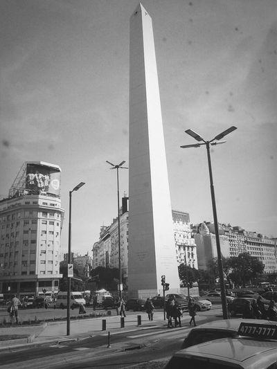 Obelisco, Buenos Aires. Roadtrip Obelisco Buenosaires Av9deJulio