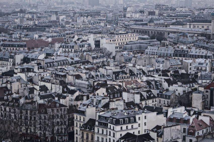 Architecture Paris Toitsdeparis France 🇫🇷 Fromthetop