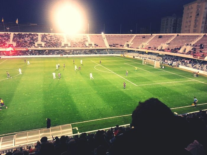 Barça B - Xerez