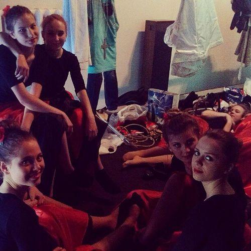 закулисье спектакль балет мы я фото