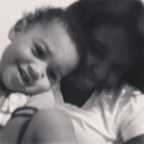Me and my baby boy