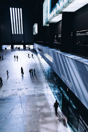 Architecture Check This Out City City Life EyeEm EyeEm Best Shots Light London Reflection Silhouette Taking Photos Architecture Blue Building Exterior Built Structure City Day Indoors  Large Group Of People Leisure Activity Lifestyles Light And Shadow People Real People Shadow