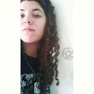 Supernatural Symbol Curly
