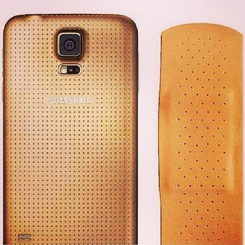 Samsung Galaxy S5 - Das Pflasterphone :-D Samsung GalaxyS5 SamsungGalaxyS5 Pflasterphone Smartphone Android