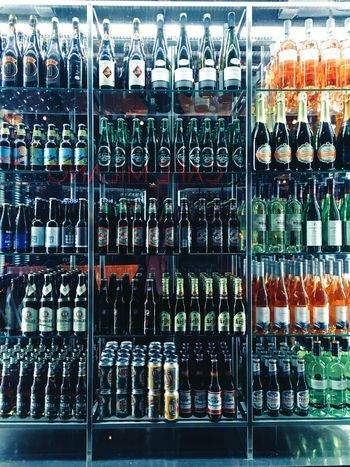 Friday. In A Row Wine Bottle Abundance Large Group Of Objects Choice Bottle Alcohol Wine Shelf Store Retail  Variation No People Indoors  Drink Liquor Store Day Close-up Wine Rack