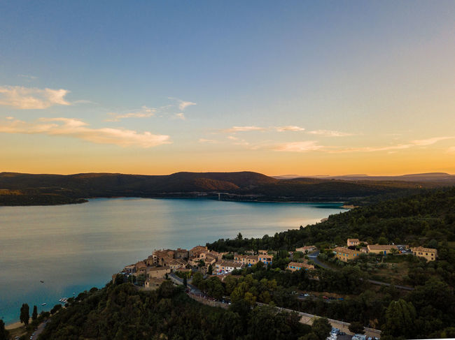 Lac de Sainte Croix, Gorges du Verdon and surroundings Drone  Verdon Architecture Beach Beauty In Nature Building Exterior Cloud - Sky Drone Photography Dronephotography Droneshot Environment Gorges Du Verdon Idyllic Lac Lake Land Mountain Nature No People Outdoors Sainte Croix Sainte Croix Du Verdon Scenics - Nature Sea Sky Sunset Tranquil Scene Tranquility Verdon Gorge Water