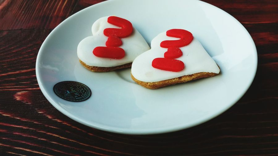 I❤u Cookies EyeEm Best Shots Cafe Time Verynice Dessert