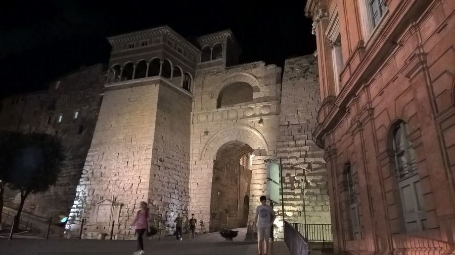 Arco Etrusco Not Selected For Market Arch Travel Photography Tourism Stone Wall Blocks Wall City Citywall Stone Etruscan Night View Italy Perugia Outdoor Photography Outdoors Nightphotography Monument Travel Destinations Sky Historic Arch Archaeology Exterior Archway Visiting Triumphal Arch Arch Bridge Passageway Ancient