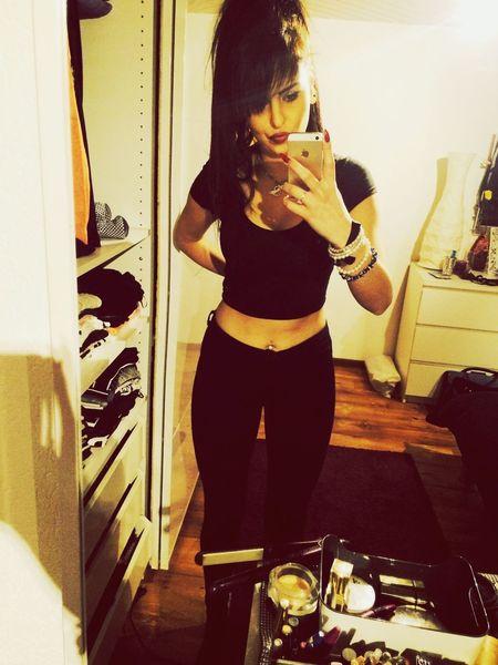 That's Me Selfie Frange Jeans Duck Face 😚