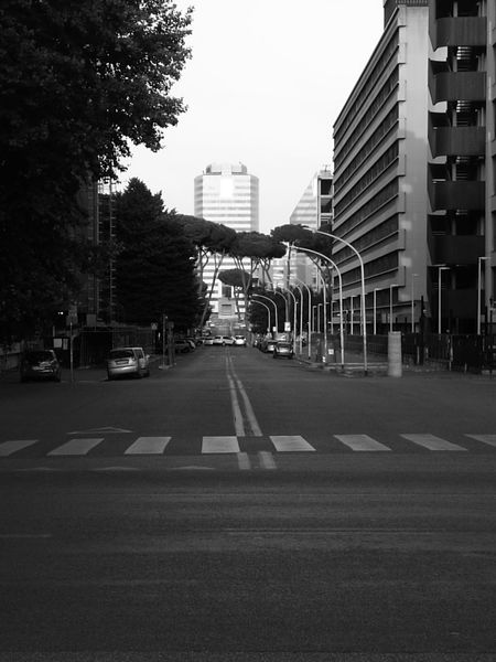 Architecture Built Structure Building Exterior Outdoors City No People Sky Day Tree Skyscrapers Adult Huawei P9. Leica Huawei P9 EyeEm Gallery Blackandwhitephotography Blanco Y Negro.