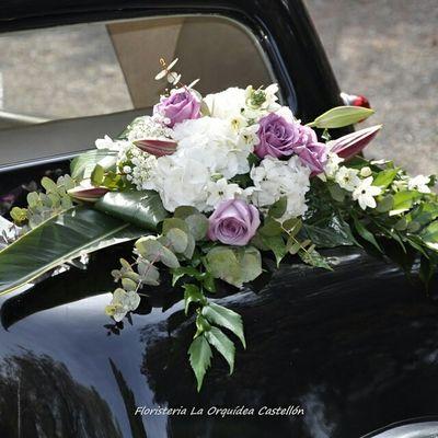 Floristería La Orquídea Castellón Castellonlove Wedding Ceremony Flowers Bridal Bouquet Novias
