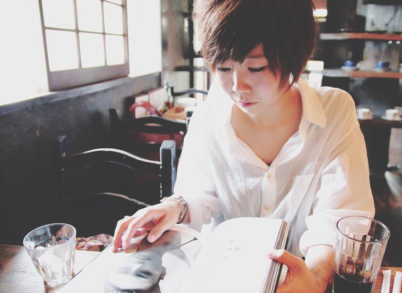 Photography Goodgirl Goodlife Gilr Lifestyles Girls Person Canon Photo ポートレート Cafe Cafe Time Meetings Tottori 服部珈琲 米子 Yonago