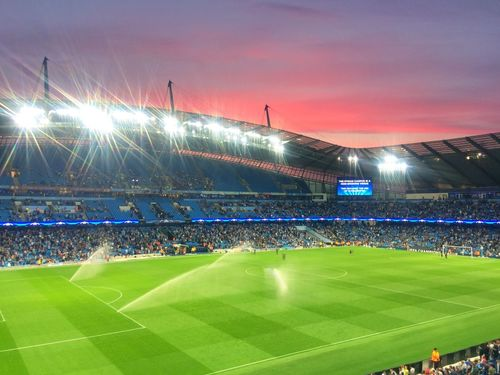 Etihadstadium First Eyeem Photo