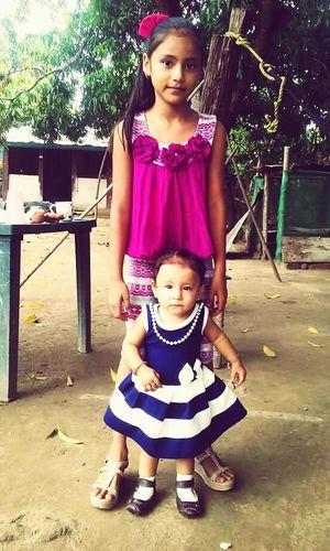 Mis Princesas Hermosas.