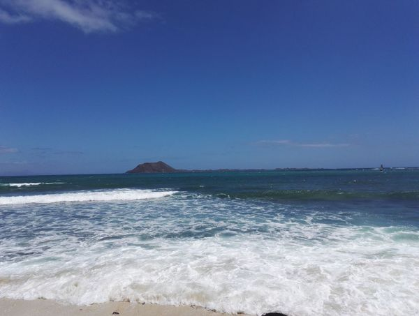 Fuerteventura corralejo Sea Water Fuerteventura Corralejo
