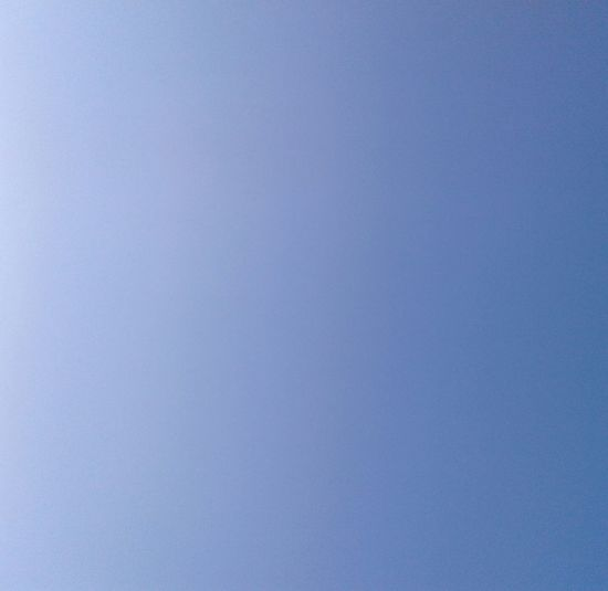 Sky without cloud..