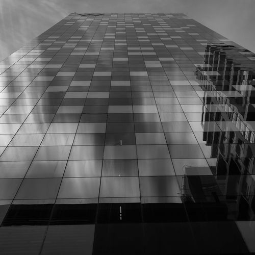 B g c Building Architecture Built Structure Façade Skyscraper Sky No People Outdoors Day Modern Building Exterior City Huaweiphotography Leica_camera Lightroom Mobile Huaweip10ph HuaweiP10 Monochrome Promodecaptured VSCO MonochromePhotography Bnw Photography Bnwmood Monochrome_Photography